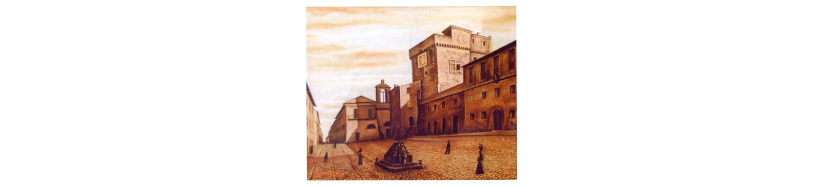 Il Circeo nella leggenda e nella storia – Palazzo Caetani