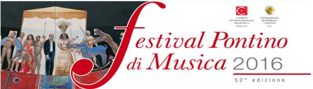 52° FESTIVAL PONTINO DI MUSICA