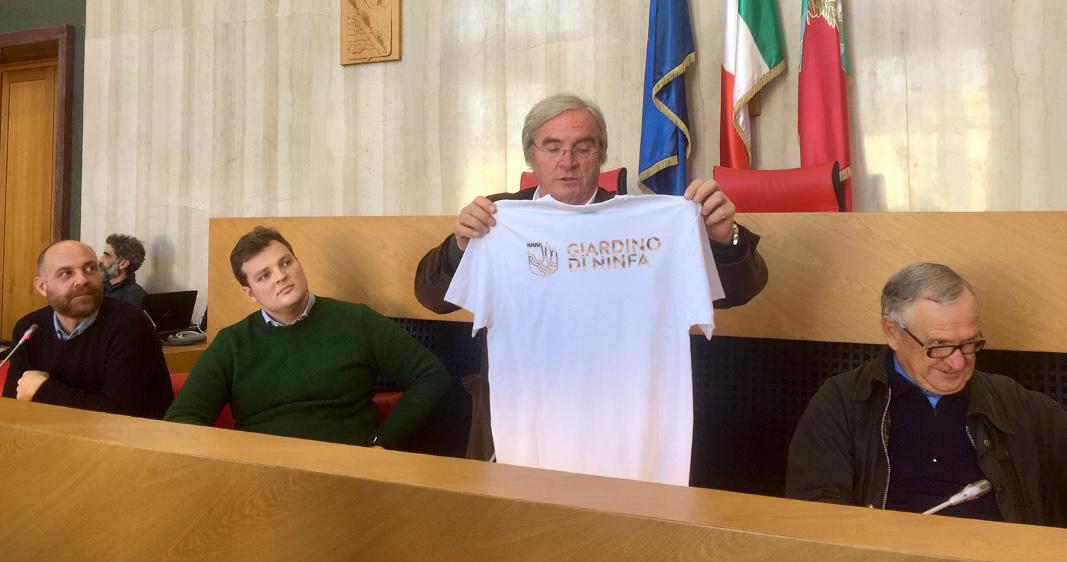 GIARDINO DI NINFA, CASTELLO DI SERMONETA: TUTTE LE NOVITA' PER IL 2019