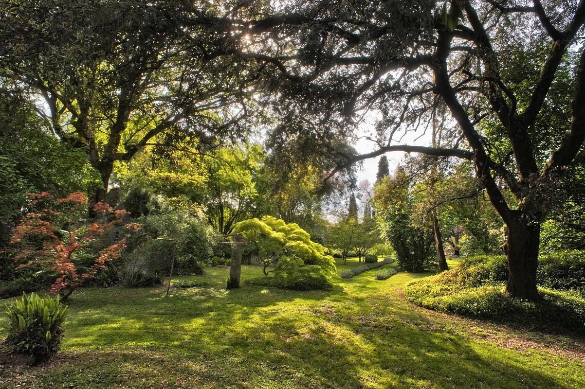 NINFA, non solo un giardino