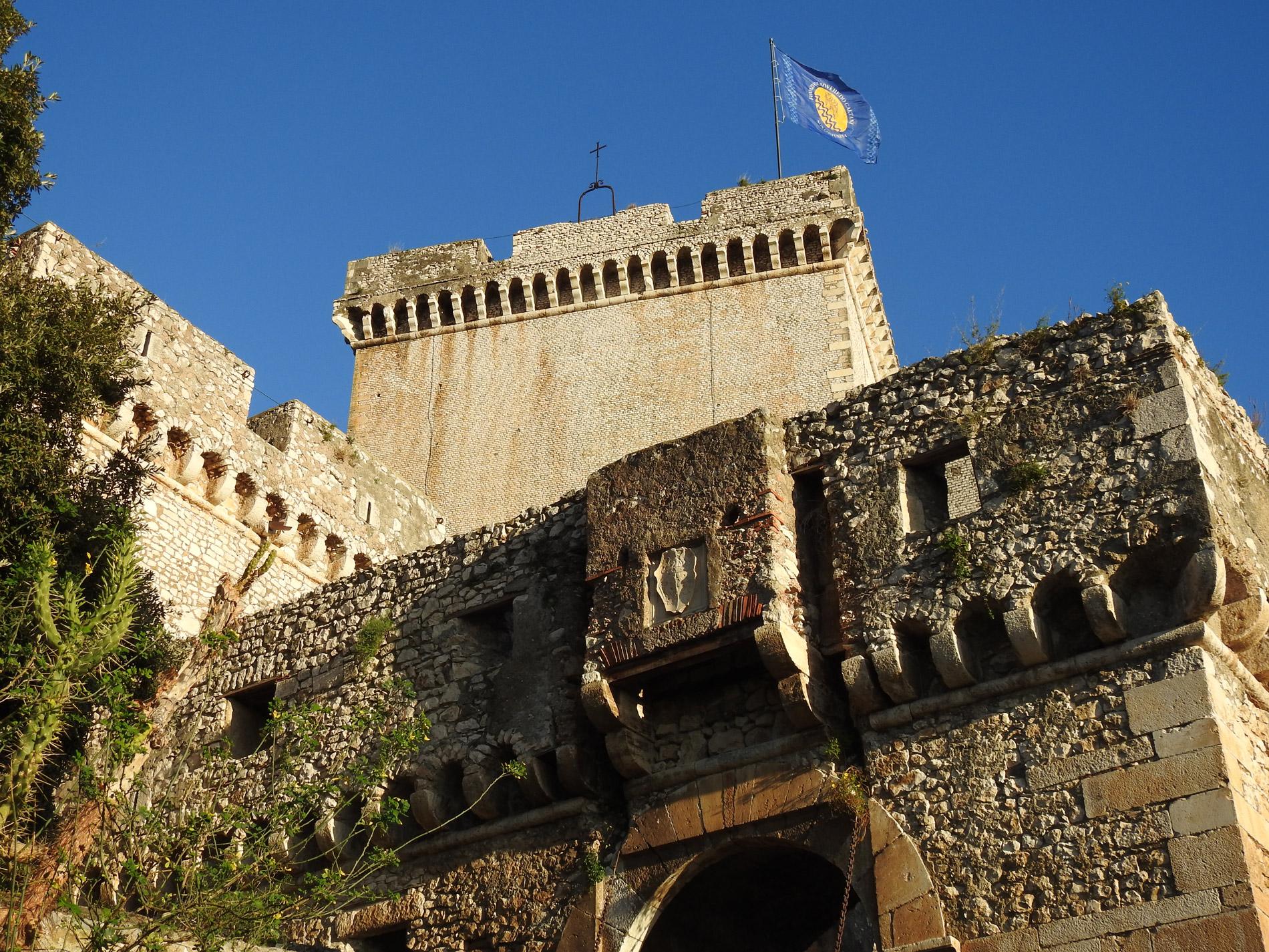 Il Caroso Festival al Castello Caetani di Sermoneta