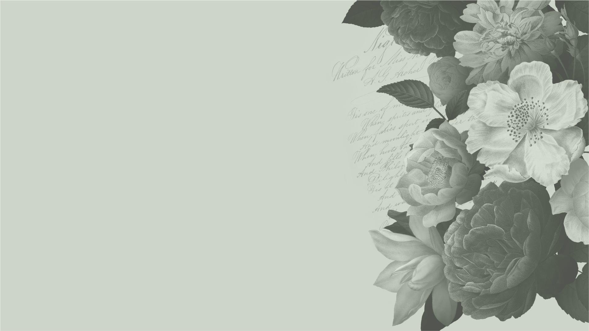 Flowers – Le Lettere del Giardino