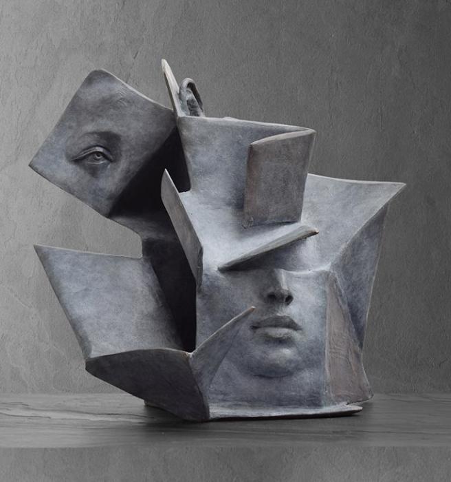Ninfa, la mostra di Paola Grizi