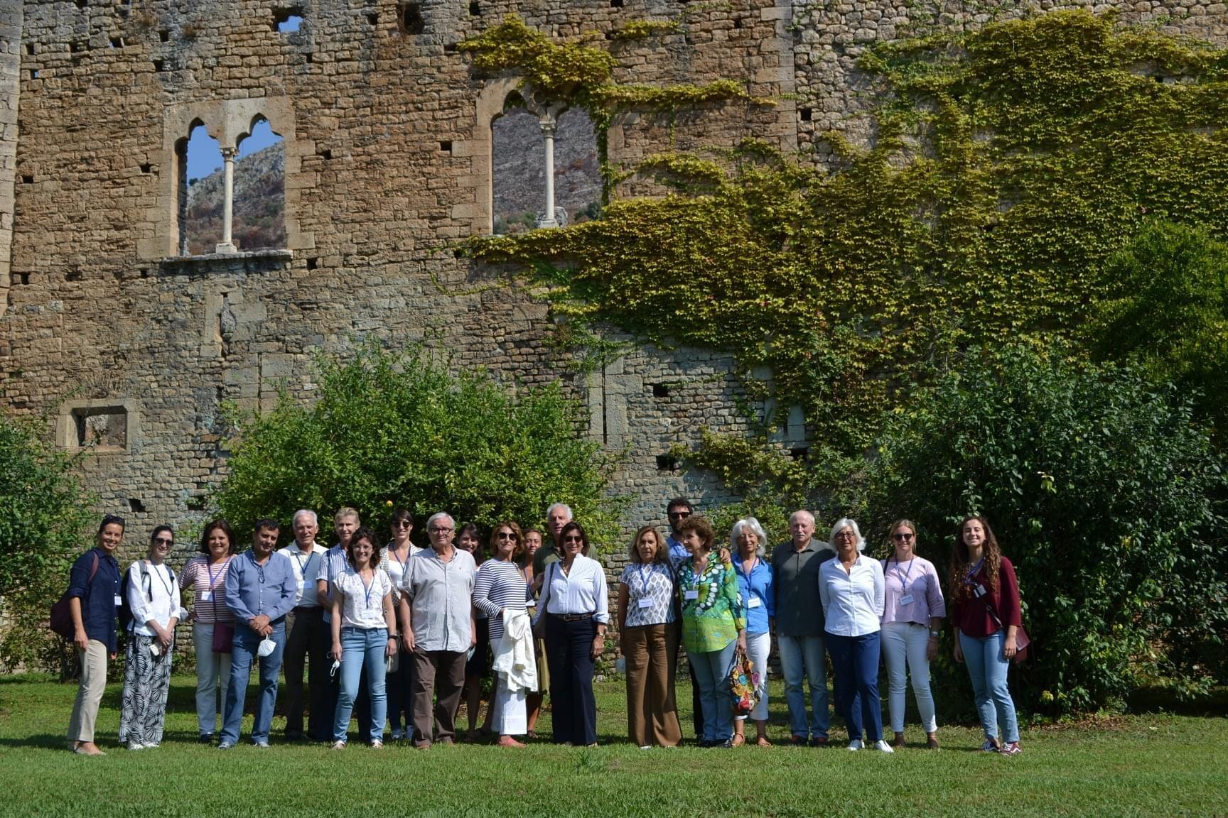 Il simposio delle Fondazioni di famiglia al Castello Caetani
